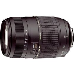 Tamron AF 70 300mm f 4.0 5.6 Di LD Macro Canon EF mount objectief