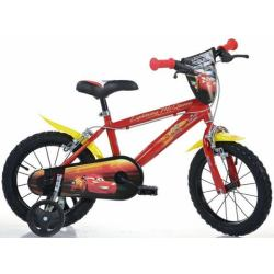 Dino kinderfiets 16 inch 1 versnelling Cars