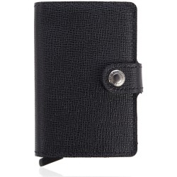 Secrid Mini Wallet Portemonnee Crisple Black