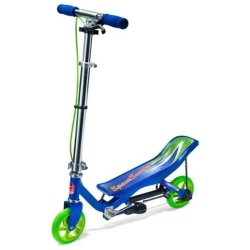 Space Scooter Junior Blauw Step