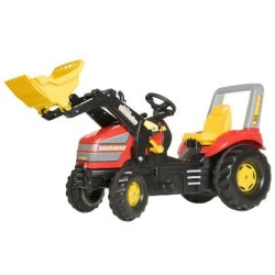 Rolly Toys Rolly X Trac Traptractor met Frontlader