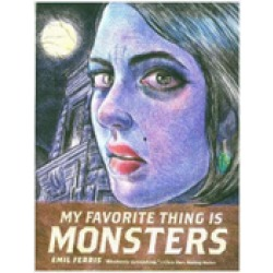 My Favorite Thing Is Monsters 1