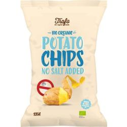 Trafo Chips Zonder Zout (125g)