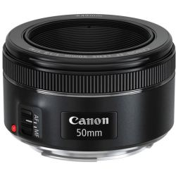 Canon EF 50mm f 1.8 STM objectief