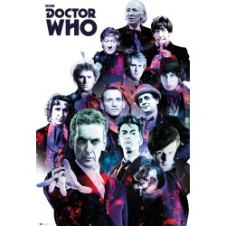 Poster Doctor Who Cosmos 61cm x 91.5cm