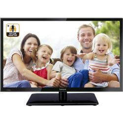 Lenco LED 2422 Televisie Full HD LED en DVB 24 inch Zwart