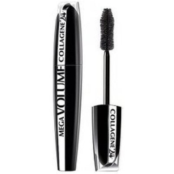 L'Oréal Paris Mega Volume Collageen 24H Mascara Zwart