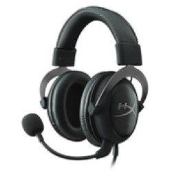 Kingston Headset HyperX Cloud II Gun Metal