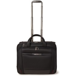 Samsonite Pro DLX5 Laptop trolley 17.3 inch Zwart