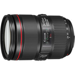Canon EF 24 105mm f 4.0L IS II USM objectief
