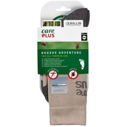 Care Plus Bugsox Adventure Khaki Maat 35 37