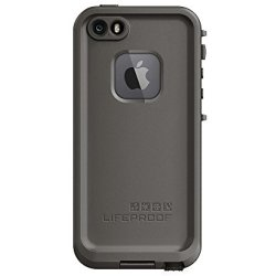 LifeProof Fre Case voor Apple iPhone 5 5s SE Grijs