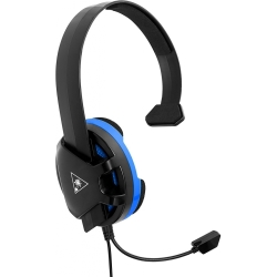 Turtle Beach Ear Force Recon Chat Headset (Black)