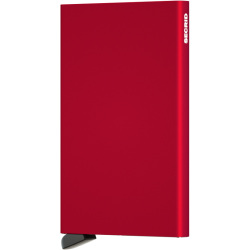 Secrid Cardprotector Kaarthouder Red