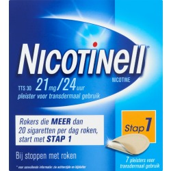 Nicotinell Tts30 21 Mg (7st)