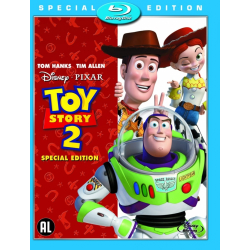 Toy Story 2 (Special Edition) (Blu ray)