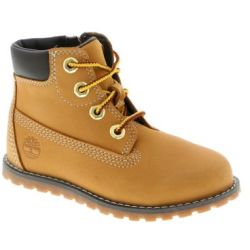 Timberland Pokey Pine 6 inch Boots A125Q Geel 30