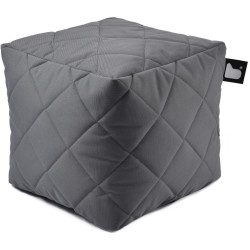 Extreme Lounging B Box Quilted Grey