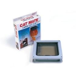 Cat Mate 221 Large Cat Flap Kattenluik Wit