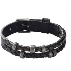 Fossil heren armband Vintage Casual JF85460040
