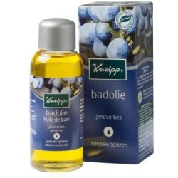 Kneipp Badolie Jeneverbes Muscle Soothing (100ml)