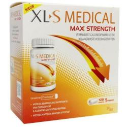 Xls Medical Max Strength (120tb)