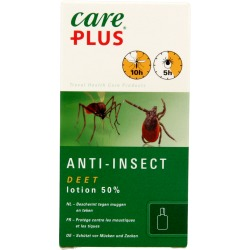 Care Plus Anti insect Deet 50