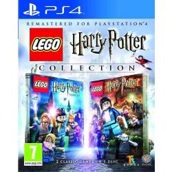 LEGO Harry Potter 1 7 Collection