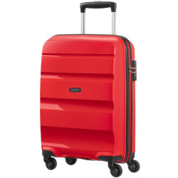 American Tourister Reiskoffer Bon Air Spinner Strict (Handbagage) Magma Red