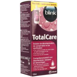 TotalCare Solution Lenzenvloeistof 120 ML