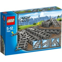 LEGO City Wissels 7895