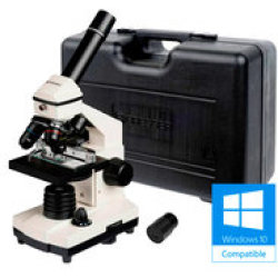 Bresser Biolux NV 20x 1280x Microscoop met HD USB camera