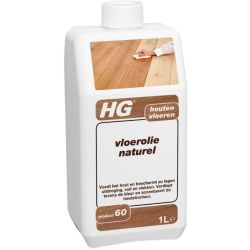 HG Vloerolie Naturel Productnr. 60