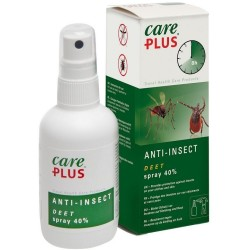 Care Plus Anti Insect DEET spray 40 200ml