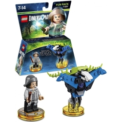 Lego Dimensions Fun Pack Fantastic Beasts