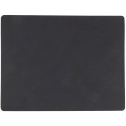Nupo placemat square zwart