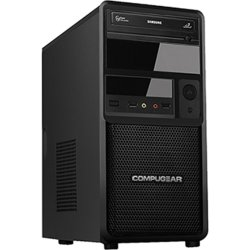 COMPUGEAR Advantage X14 Ryzen 16GB RAM 480GB SSD Desktop PC