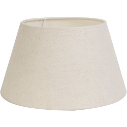 Light Living Kap drum LIVIGNO 40 30 22 cm  eiwit