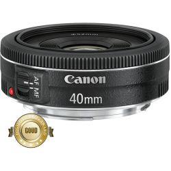 Canon EF 40mm f 2.8 STM objectief
