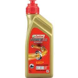 Castrol Rs Scooter 4T 5W40 1L
