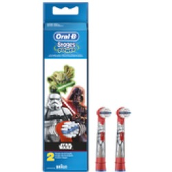Oral B Oral B Stages Power Opzetborstels Star Wars 2 Stuks