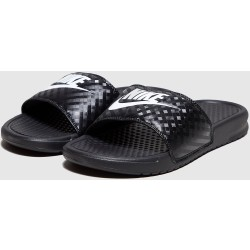 Nike Benassi Just Do It Slides Dames zwart