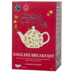 English Tea Shop English Breakfast Biologisch 20st
