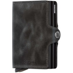 Secrid Twin Wallet Portemonnee Vintage Black