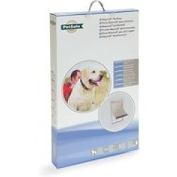 Staywell 600 Small Aluminium Pet Door Per stuk