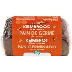 Terrasana Gekiemd Brood Naturel Tarwe (400g)