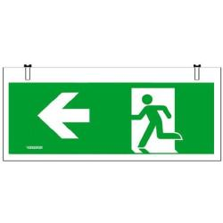 Noodverlichting Pictogram Plaat Quality4All