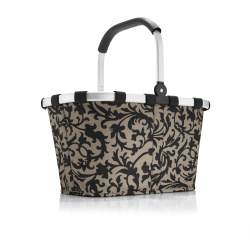 Reisenthel Carrybag Boodschappenmand Polyester 22L Baroque Taupe