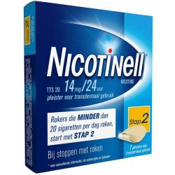 Nicotinell Tts20 14 Mg (7st)