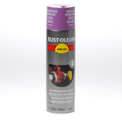 Rust Oleum Hard Hat signaalviolet r4001 500ml